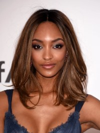 Pictures of Jourdan Dunn With Short Hair | POPSUGAR Beauty ...