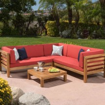 collins 4-piece outdoor sectional