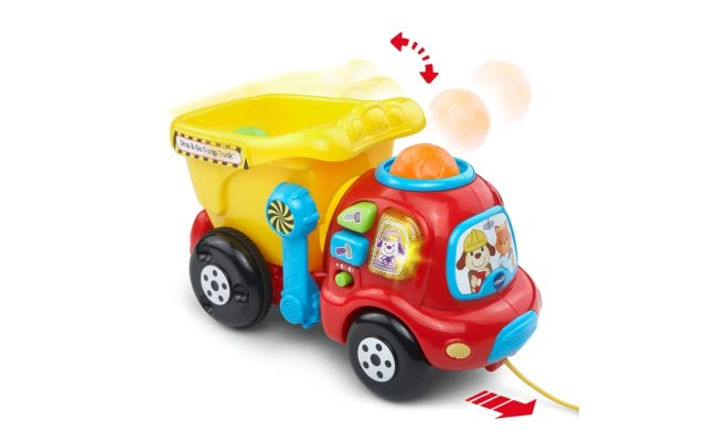 Vtech Drop And Go Dump Truck Best Toys For 1 Year Old