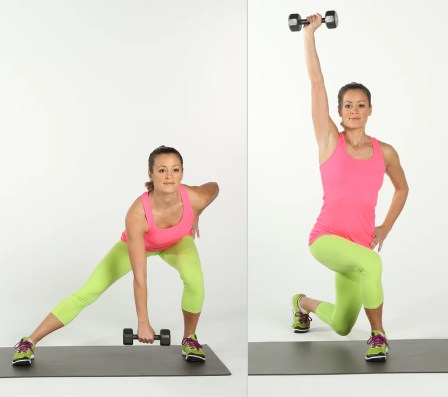 Image result for Side Lunge to Curtsy