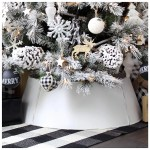 Tired Of Christmas Tree Skirts Try A Collar Instead Popsugar Home