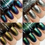 kbshimmer flakes nail polish