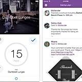Best Fitness Apps For Home Workouts Summer 2016 POPSUGAR