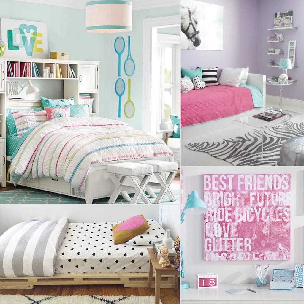 Tween Girl Bedroom Inspiration And Ideas