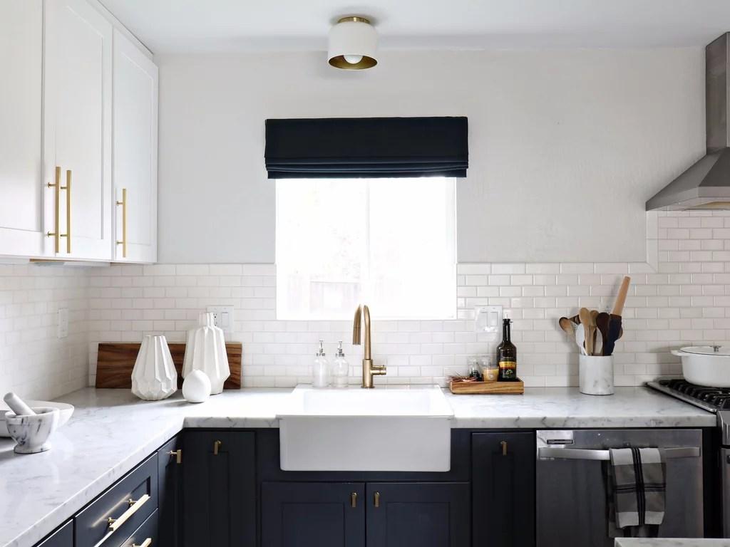 Best Kitchen Gallery: Marble Kitchen Counters Popsugar Home of Marble Kitchen With Hoods on rachelxblog.com