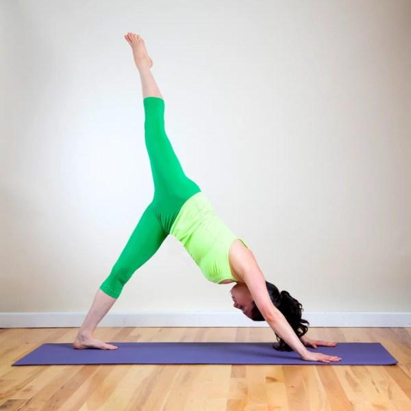 Yoga Poses Tone Upper Body Popsugar Fitness