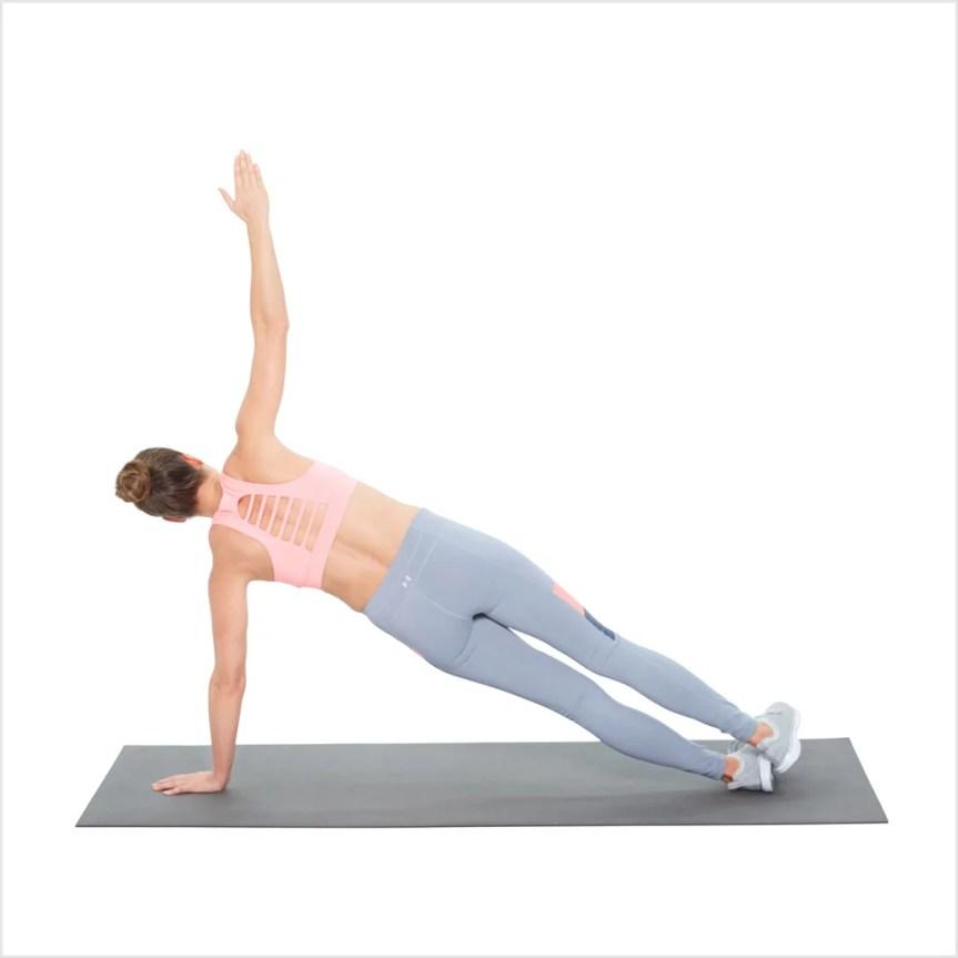 Side Plank Left