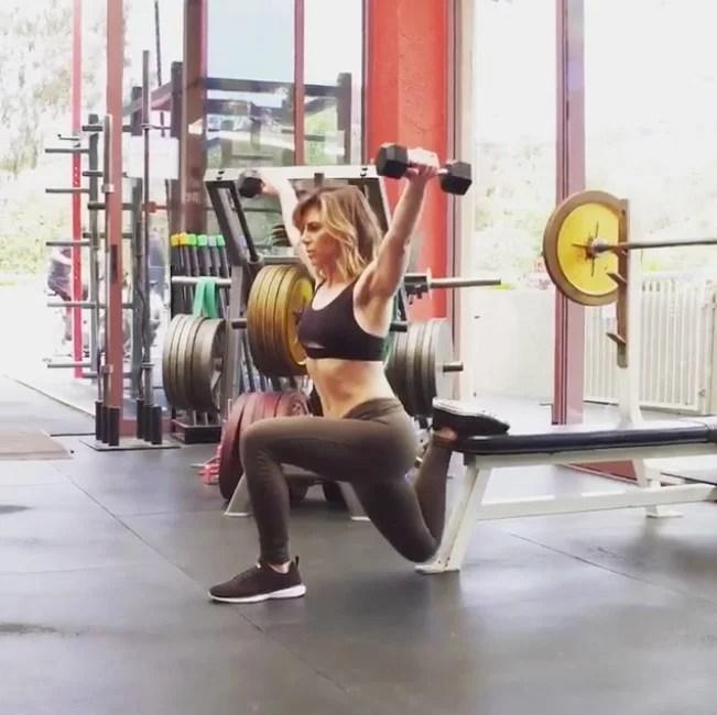 Jillian Michaels Leg Workout Popsugar Fitness Australia