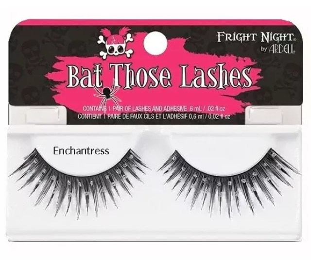 Ardell Fright Enchantress Halloween Fake Lashes