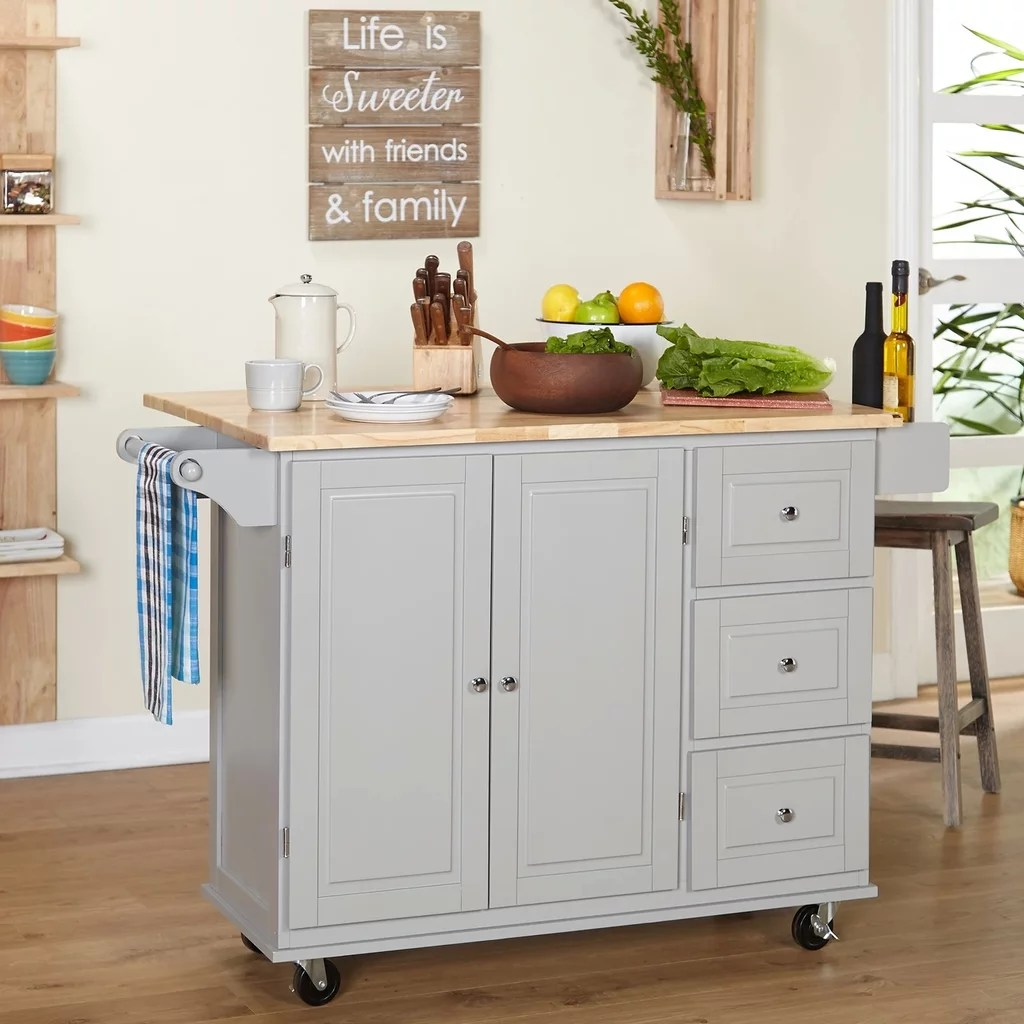 Best Target Kitchen Furniture With Storage  POPSUGAR Home