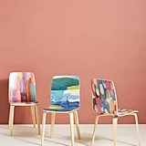 Get the Look: Claire Desjardins Brushstroke Tamsin Dining Chair