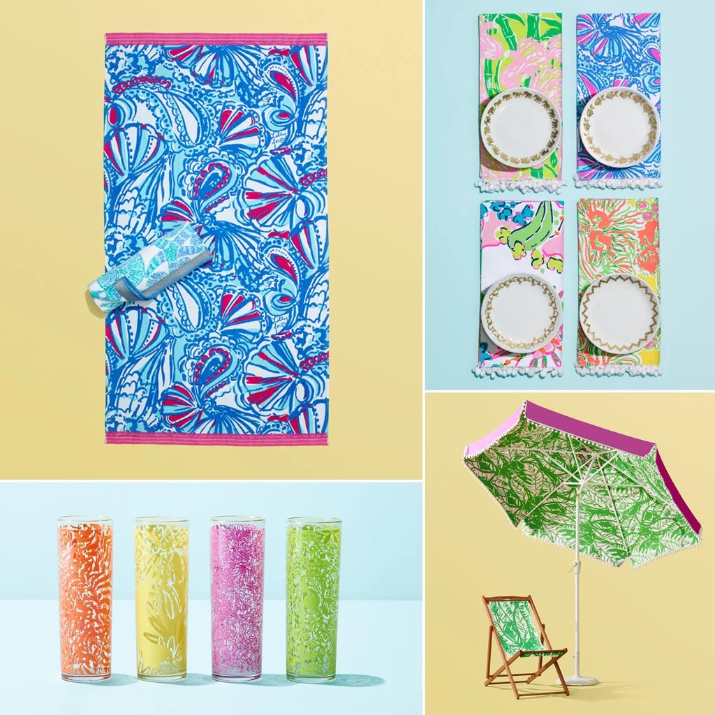 The Must Have Lilly Pulitzer For Target Home Decor POPSUGAR Home