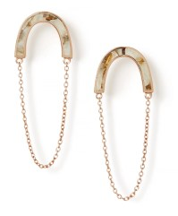 Pamela Love Earrings | Olivia Palermo's Holiday Gift Ideas ...