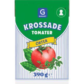 KROSSADE TOMATER ÖRTER