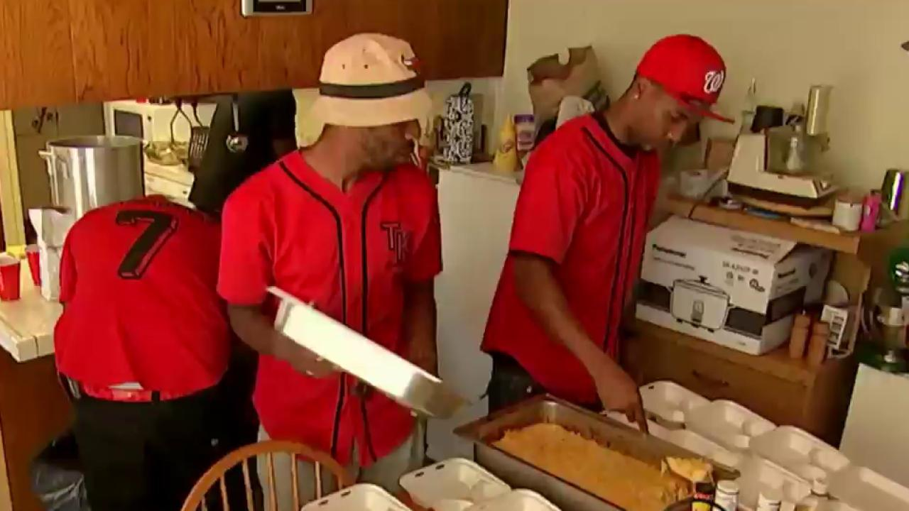 Former gang rivals providing affordable meals with Trap Kitchen  TODAYcom