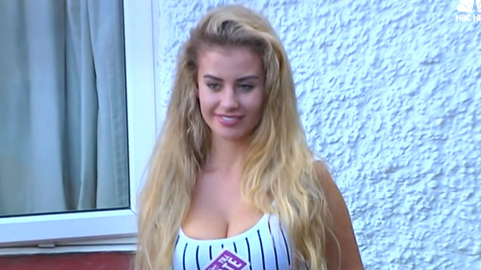 Best Girls Makeovers Wallpaper British Model Speaks Out After Alleged Kidnapping Nbc News