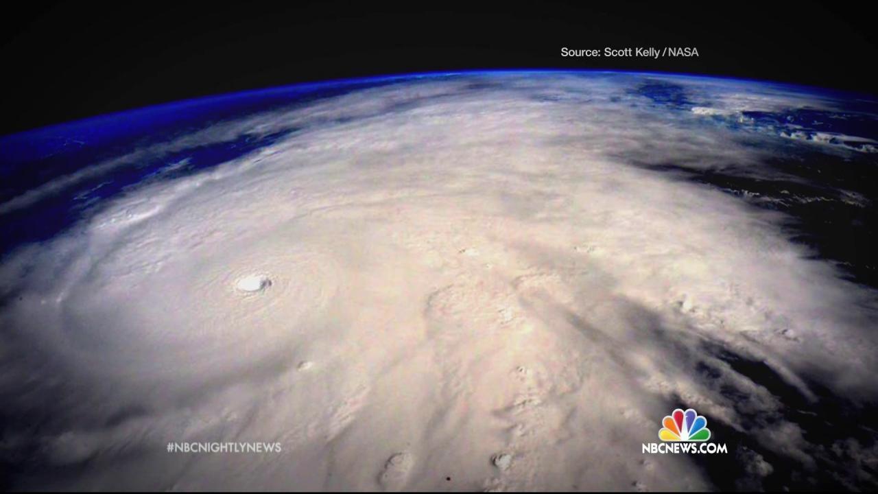 strongest ever hurricane makes