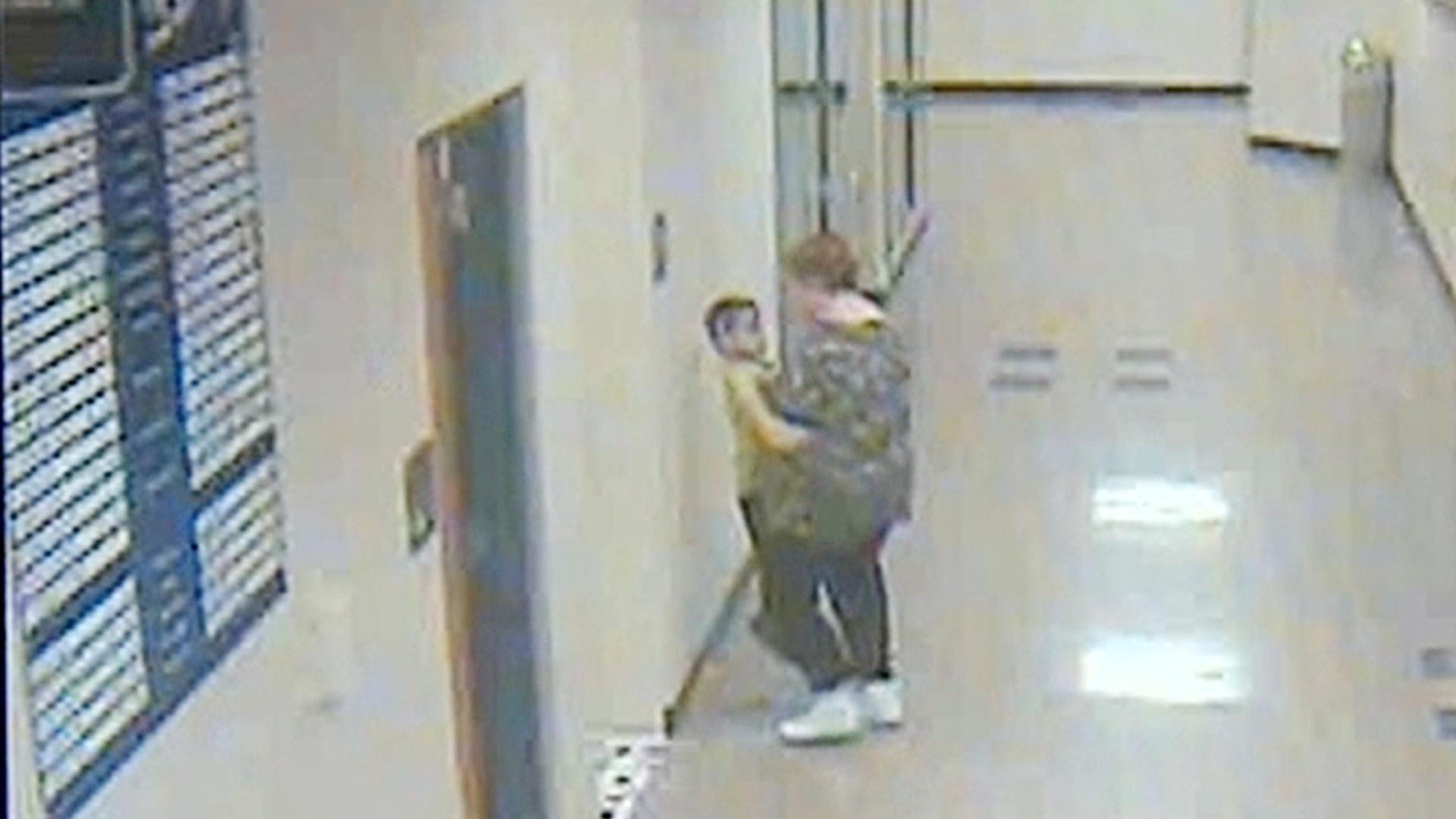Teacher Suspended For Allegedly Grabbing Kindergartner