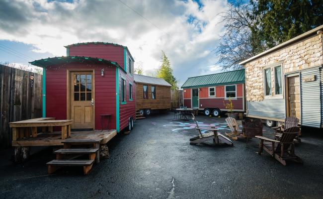 Hotels Hook Up To Tiny House Trend Nbc News