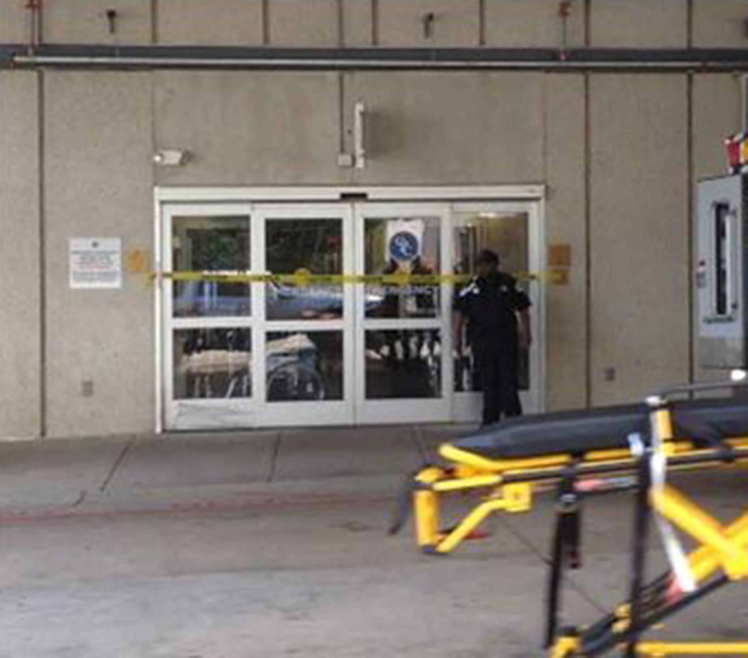 Ebola Scare Briefly Closes Charlotte ER  NBC News