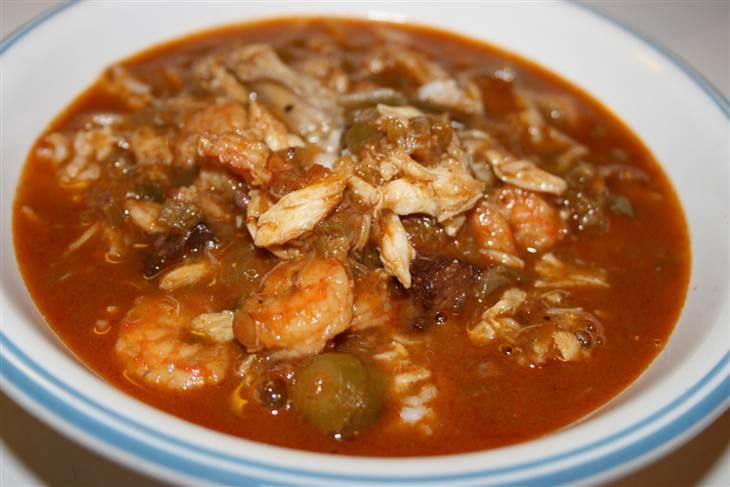 This healthy gumbo recipe made real gumbo fans very angry  TODAYcom