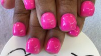 Bubble nails: The new trend that's taking over the ...