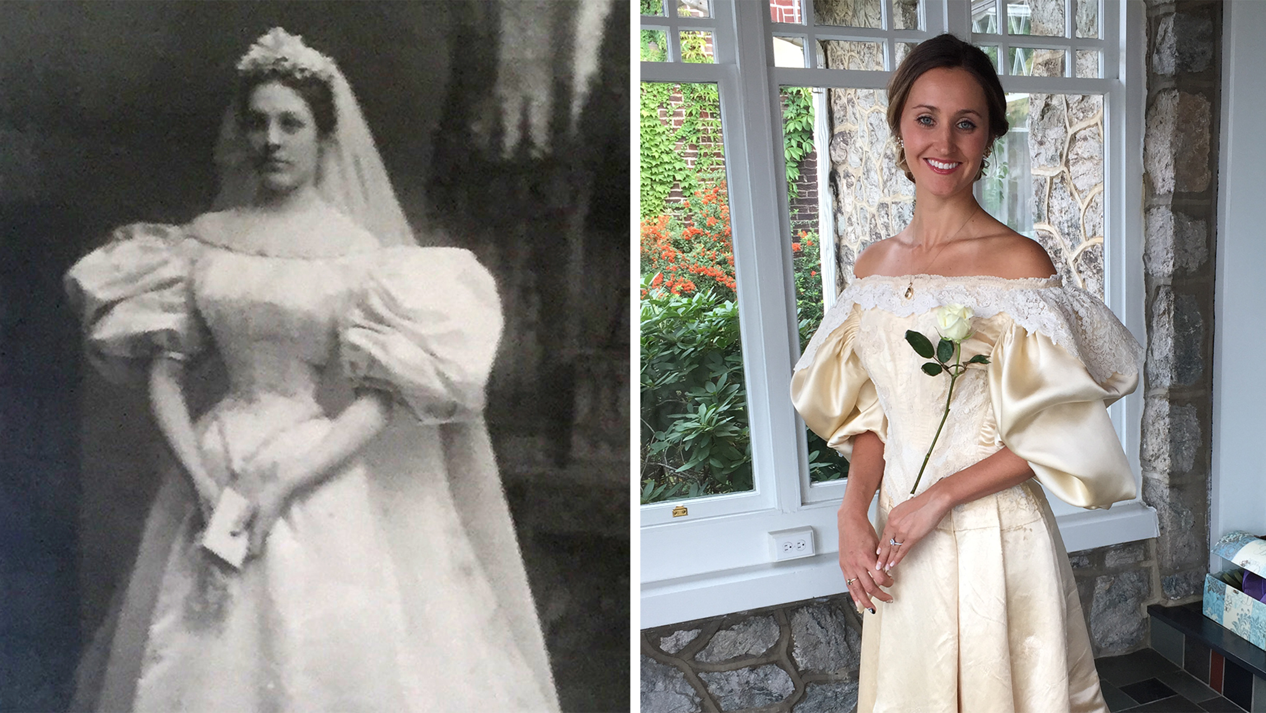 Bride Will Be 11th In Family To Wear 120-year-old Wedding