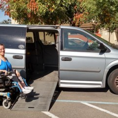 Wheelchair Car Best Outdoor Rocking Chair Renting A Accessible Van Is Pricey This French Startup Has Solution