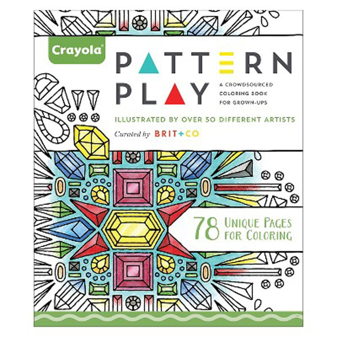adult coloring books going mainstream (at least some of them)