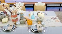 Thanksgiving table decor ideas for the adult and kids ...