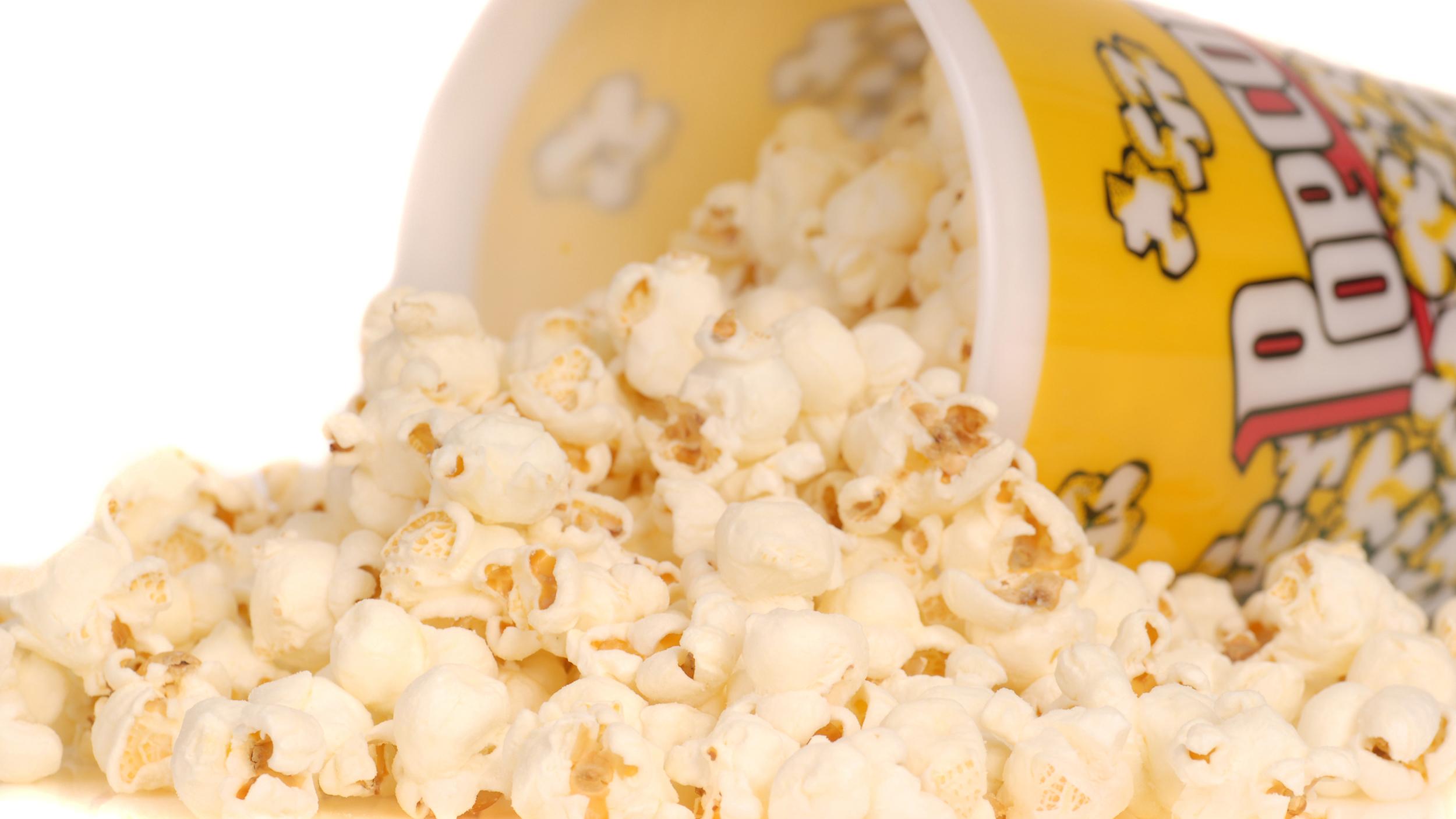 popcorn as healthy as veggies depends
