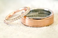 Rose gold engagement rings, wedding rings - TODAY.com