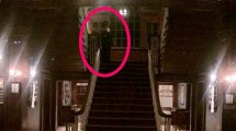 The Shining Stanley Hotel Ghost