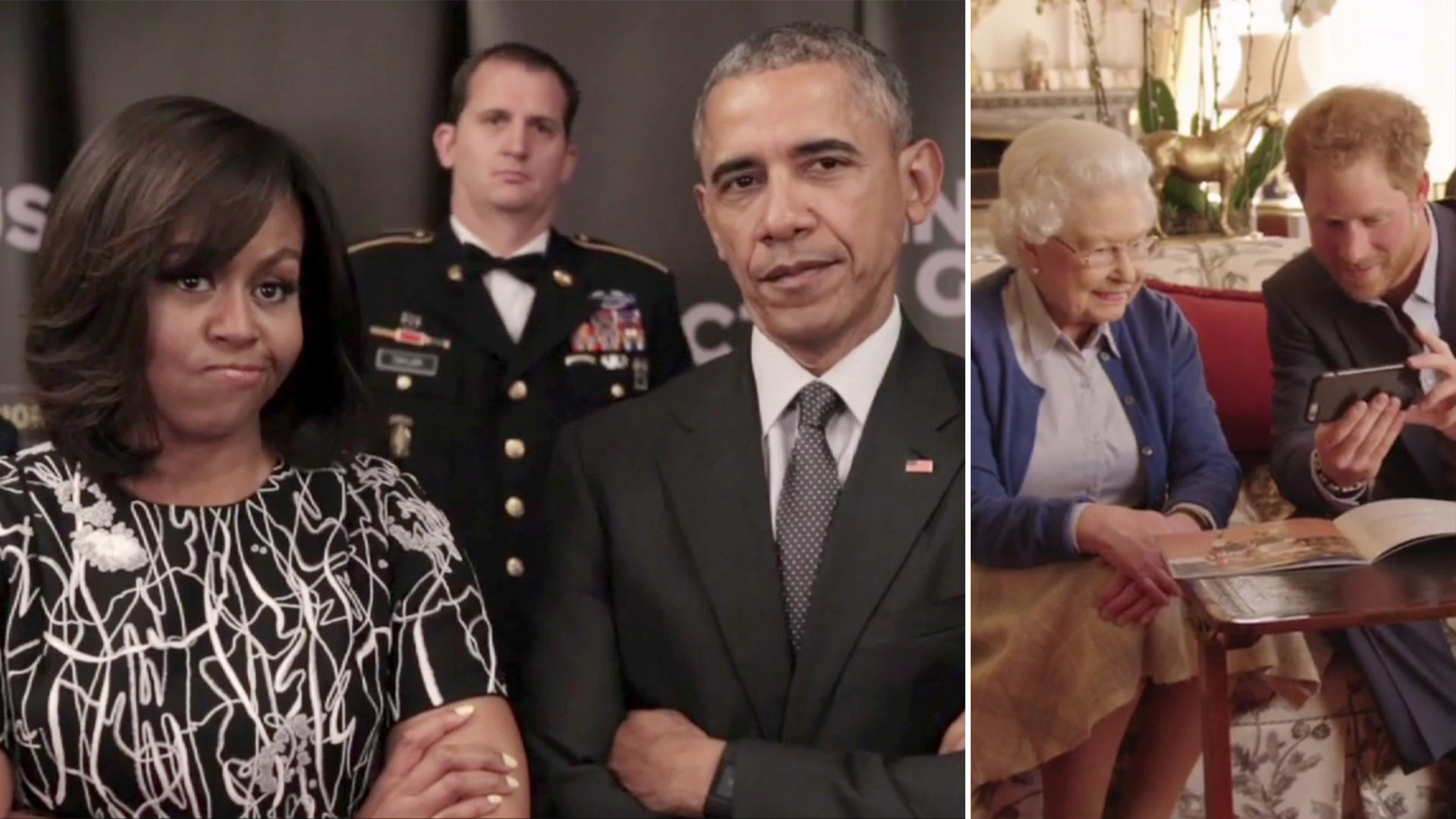 obamas vs royals queen