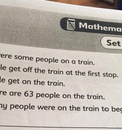 Math problem meant for 7-year-olds puzzles outraged parents [ 1080 x 1920 Pixel ]