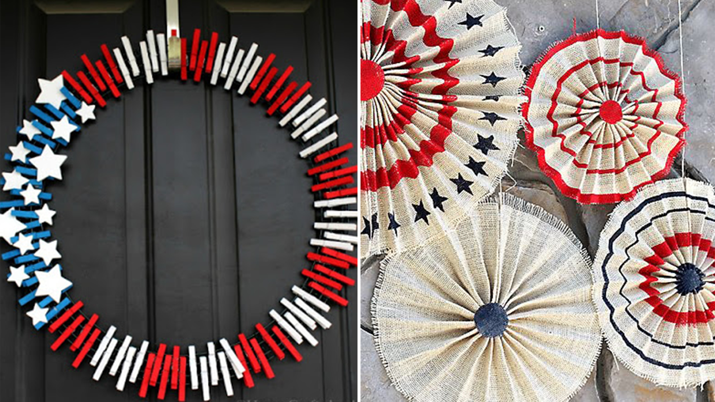 Memorial Day decorations: DIY ideas for your celebration