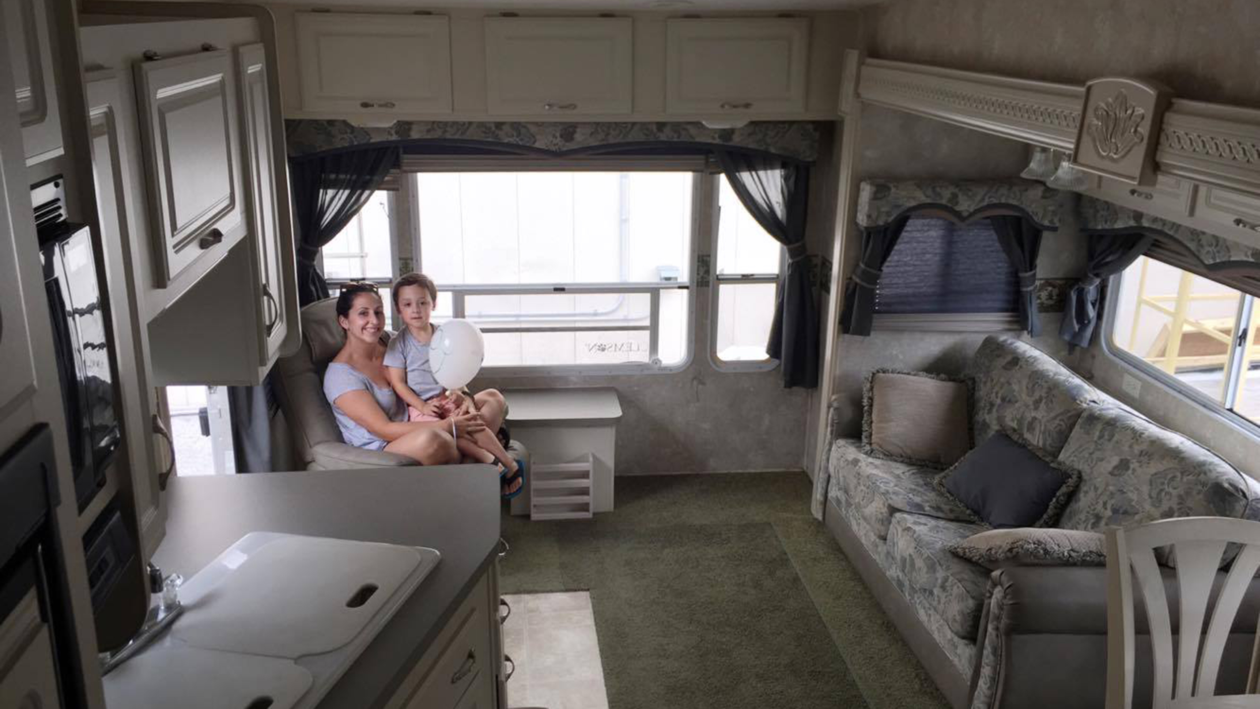 RV Makeover Before And After Photos