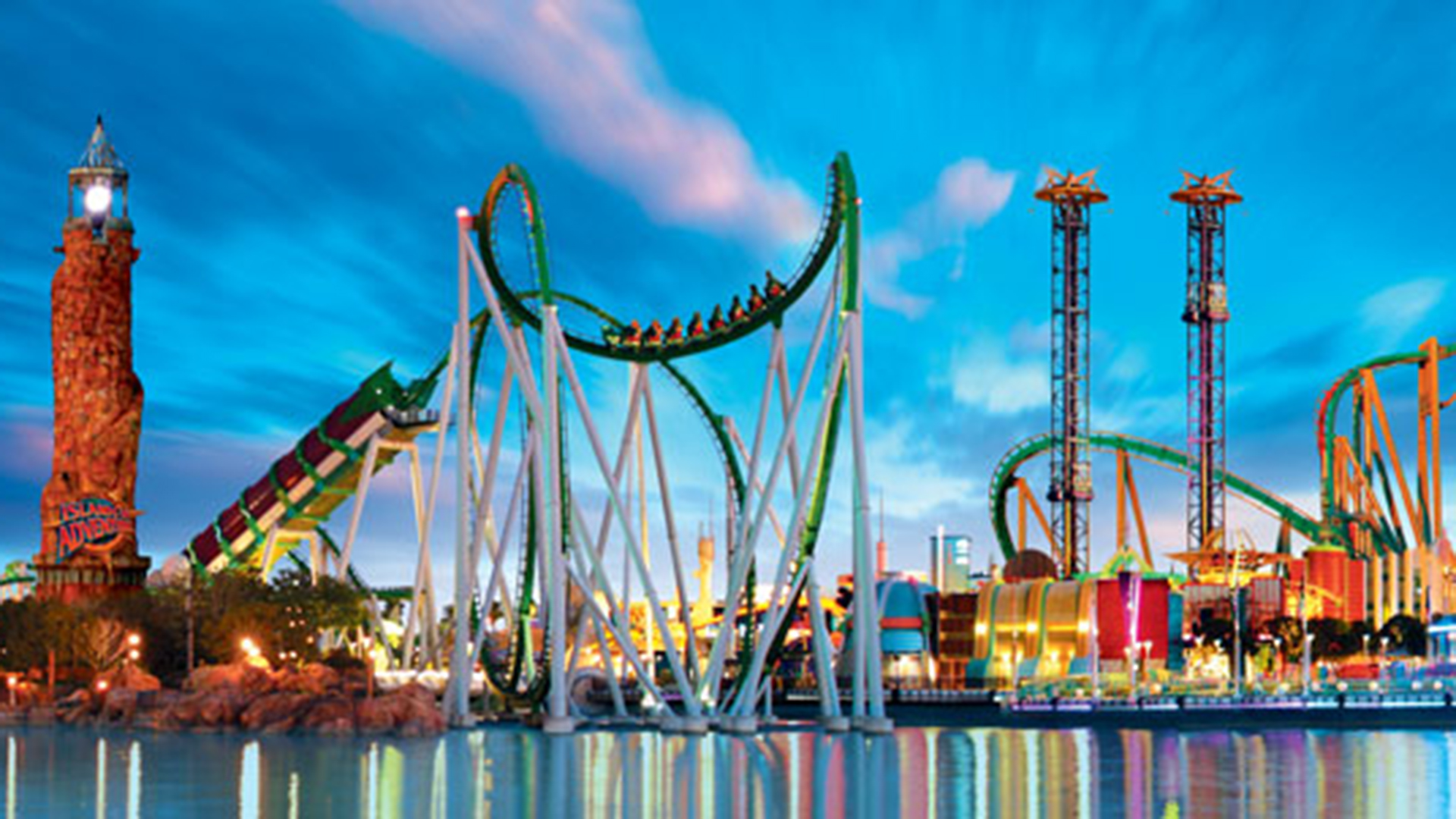 Florida Beach Fall Wallpaper Top 10 Amusement And Water Parks In The Us According To
