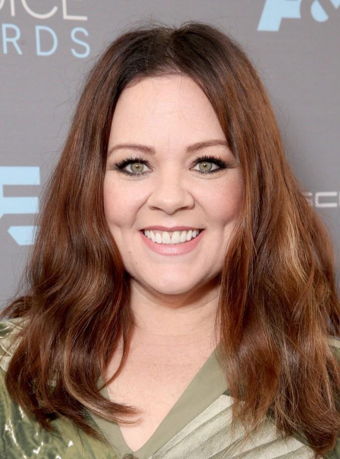 melissa mccarthy's hair evolution