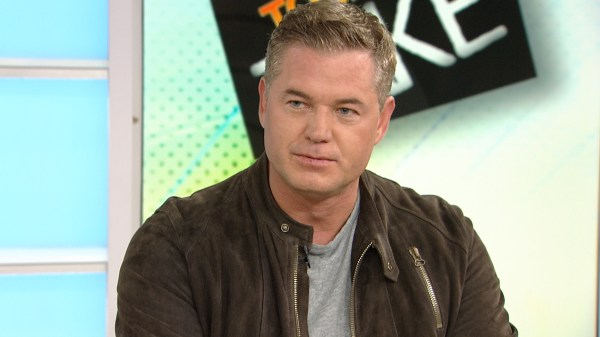 Eric Dane Opens Battling Depression ' Hit Truck'