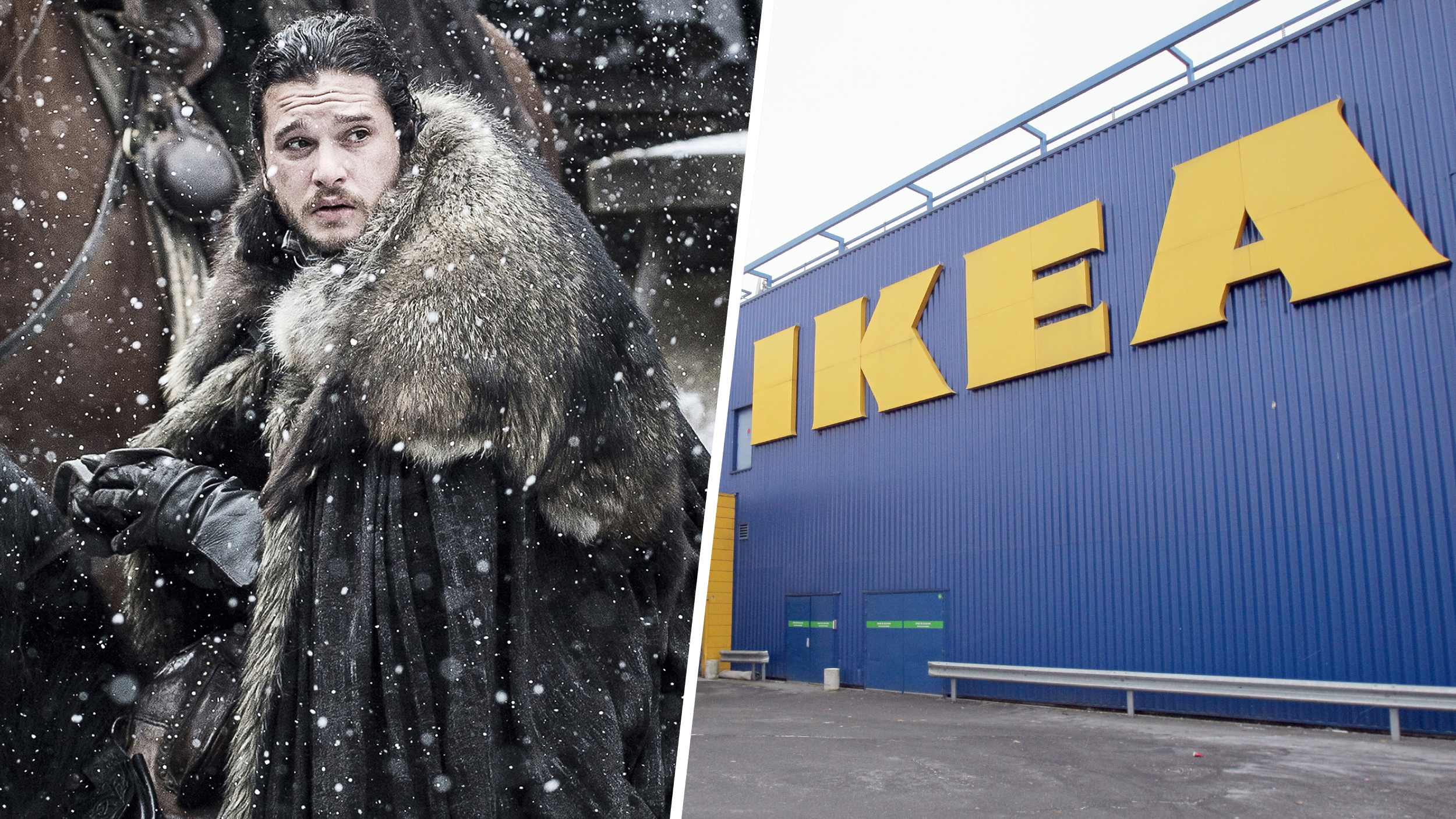 Ikea Teppich Jon Snow 39game Of Thrones 39 Capes Have A Surprising Source Ikea