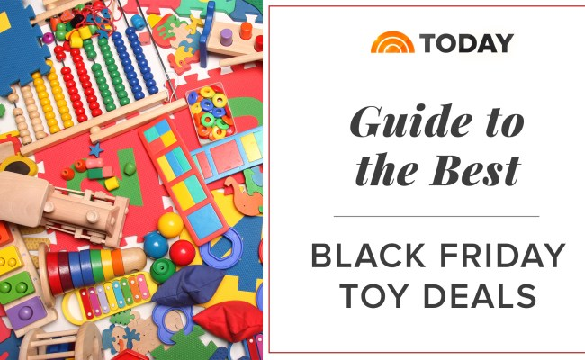 These Are The Best Black Friday Toy Deals According To A