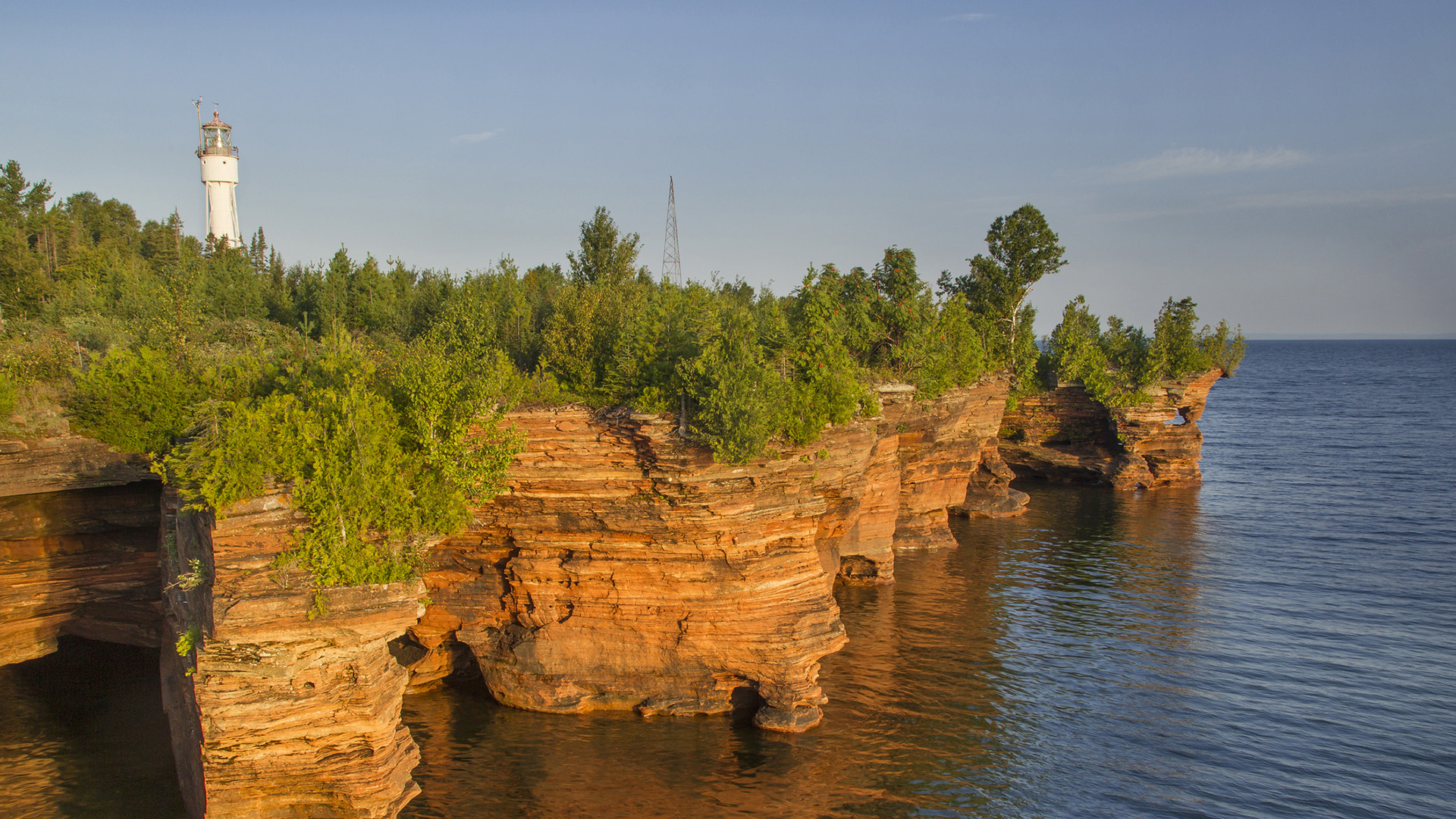 Best family vacations Bayfield Wisconsin travel with kids  TODAYcom