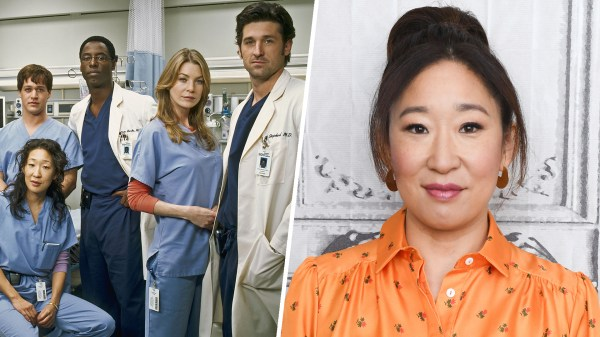 Sandra ' 'grey' Anatomy' -stars Celebrate Historic Emmy Nomination