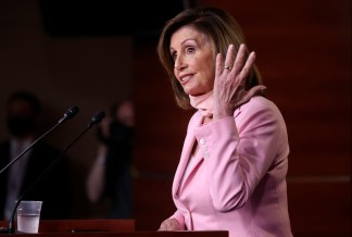 Pelosi Orders Removal of Four Confederate House Speaker Portraits from Capitol