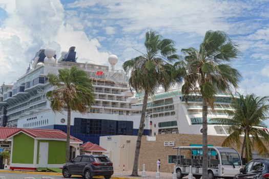 Two Royal Caribbean cruise passengers test positive for Covid-19 2