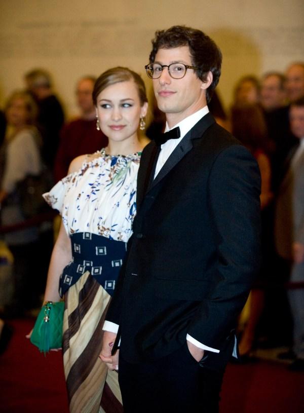 Andy Samberg Marries Joanna