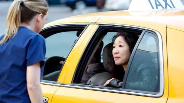 'grey' Anatomy' Goodbye Cristina Yang