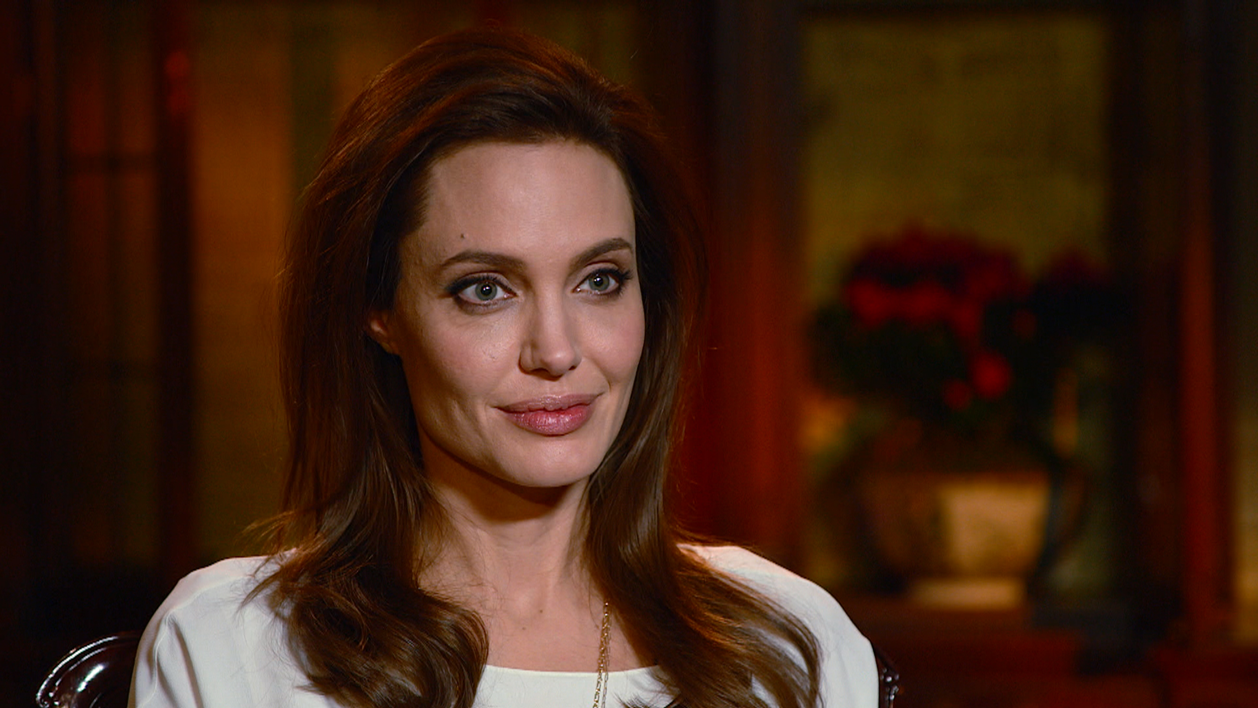 Angelina Jolie Reveals How Marriage Has Changed Life With