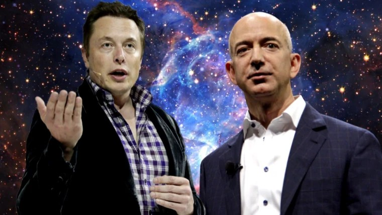 Similarities And Differences Between Bezos And Musk